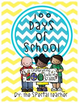 100 Days of School Unit