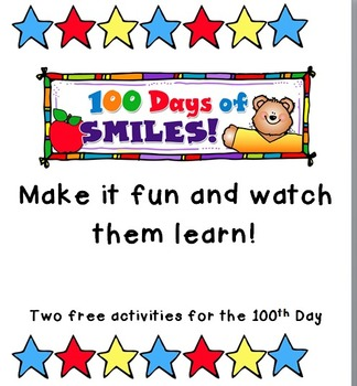 100 Days of School Writing Activities!