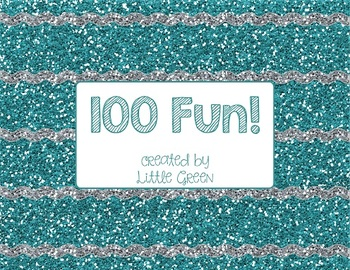 100 Fun! Math Resources, Ideas & Games to Celebrate Your 1