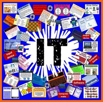 100 ICT GAMES ACTIVITIES STARTERS key stage 2 TEACHING RES