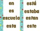 100 Spanish High Frequency Words
