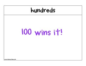 """100 Wins It"" and ""0 Wins It"""