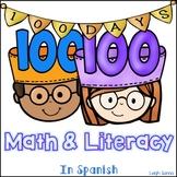100 días de clase: 100 Days of School in Spanish