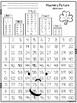 100's Chart Hidden Picture: Leprechaun