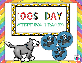 100's Day Blue Stepping Tracks