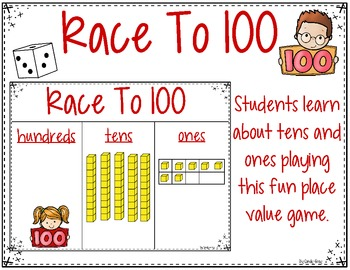 100's Day ~ Race to 100