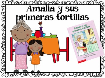 1000 TPT Followers FREEBIE  - Amalia y sus primeras tortillas