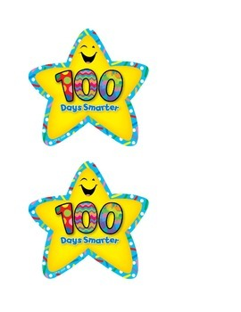 100th Day Crown Topper