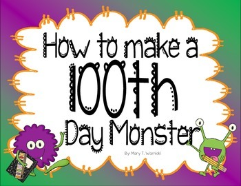 100th Day Monster