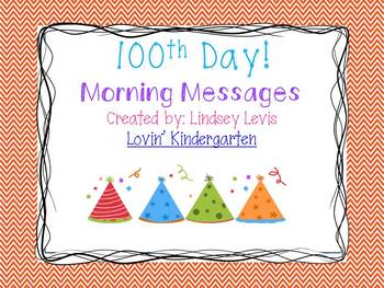100th Day! - Morning Messages