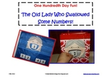 100th Day ~ Old Lady Who Swallowed Some Numbers! (Counting