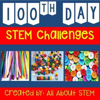 100th Day STEM Challenges