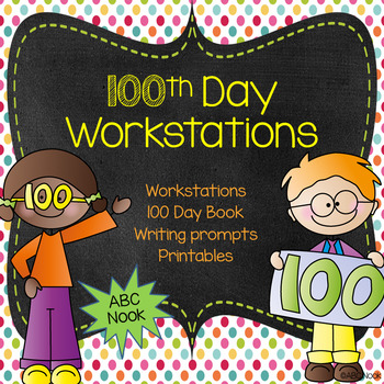 100th Day Workstations and Activities