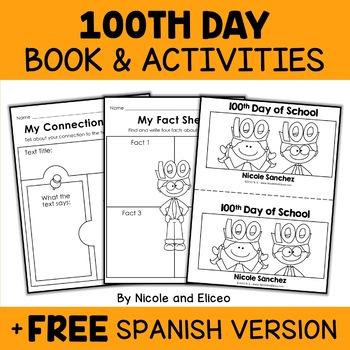 100th Day of School Book Activities
