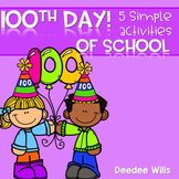 100th Day of School Celebration and Activities