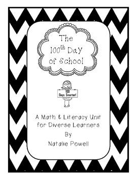 100th Day of School FREEBIE