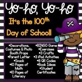 100th Day of School - Pirate Celebration!