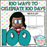 100th Day...Fun in 100 Ways!