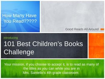 101 Best Children's Novels