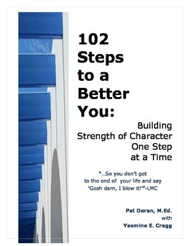 102 Steps to a Better You_Wise Sayings, Character Educatio