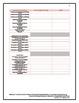 11-12th Grade ELA Common Core Standard Check-Off Sheets