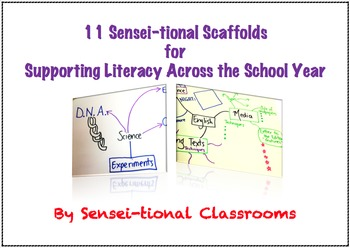 11 Sensei-tional Scaffolds for Supporting Literacy Across
