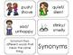 11 Synonyms Beginning Stages Flashcards. Preschool-1st Grade