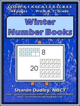 Winter Number Books