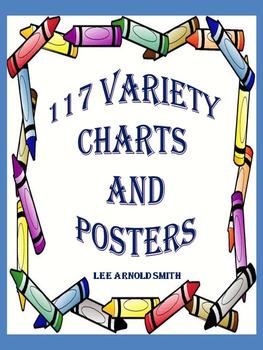 117 Variety Charts & Posters