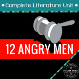 $3 Thursday 12 Angry Men - Complete Drama Unit Teaching Package
