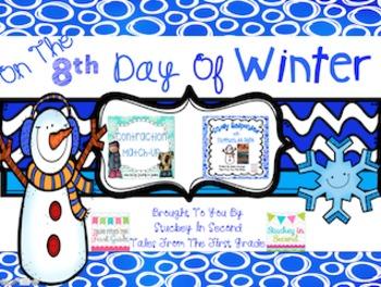 12 Days Of Winter- Day Eight Freebie
