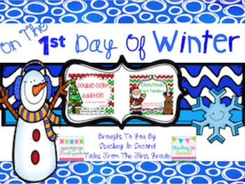 12 Days Of Winter- Day One Freebie