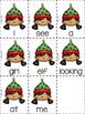 Santa Santa Who Do You See? Emergent Reader & Centers