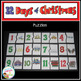 Twelve Days of Christmas Matching Board + Song Flashcards