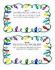 12 Days of Christmas Math- 4th Grade Version