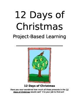 12 Days of Christmas Math Challenge