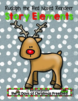 12 Days of Christmas: Rudolph the Red Nosed Reindeer Story