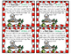 12 Days of Christmas Tags for Students