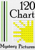 12 Months of 120 Number Chart Mystery Pictures