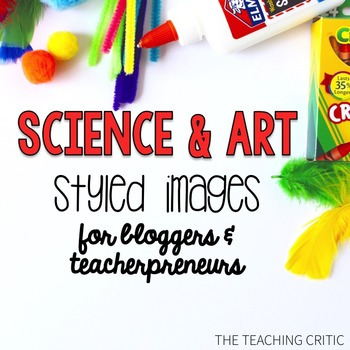 12 Styled Images: Science & Art Theme: Commercial License