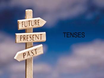 12 Tenses Powerpoint Lesson