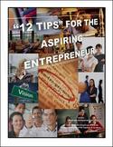 """HARD GOOD + CD (Entrepreneurship BKLT) """"12 TIPS"""" for the A"""