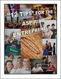 "HARD GOOD + CD (Entrepreneurship BKLT) ""12 TIPS"" for the A"
