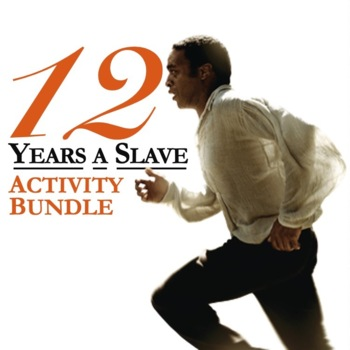 12 Years A Slave Civil War Slave Narrative Reading Writing
