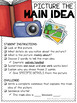 Main Idea Kit #3 ~ Picture the Main Idea ~ Comprehension
