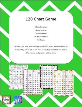 120 Chart Game