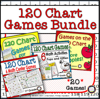 120 Chart Games Bundle