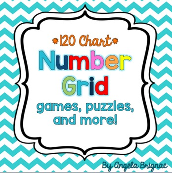 120 Chart Games and Activities {Puzzles, Mystery Pictures,
