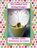 120 writing prompts cards (bundled set)! inform, opinion,