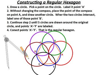 1.2.10 Regular Hexagon Construction